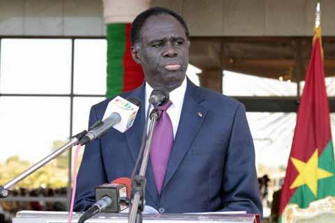 Situation nationale: La présidence du Faso communique