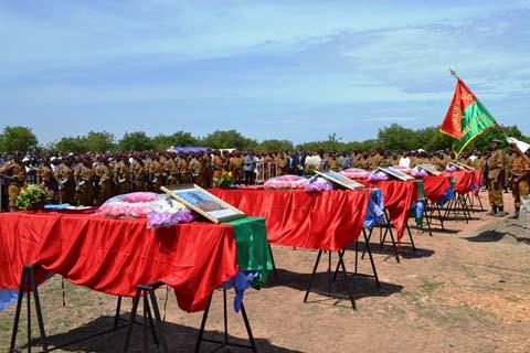 Soldats Burkinabè tués au Mali: «Ce crime abjecte ne restera pas impunis», Marc Rubin coordinateur résident des nations unies