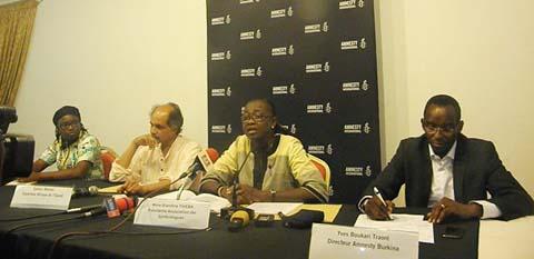 Amnesty International: Une semaine de campagne sur les droits reproductifs des filles et femmes burkinabè