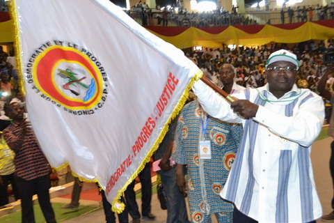 CDP et présidentielle 2015: Eddie Komboïgo pour «perpétuer la tradition de victoire électorale»