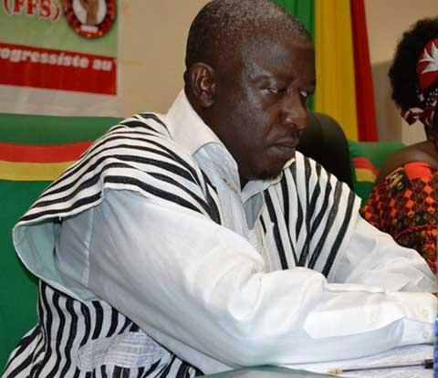 Front des forces sociales: Edouard Nebnoma Zabré est le nouveau président