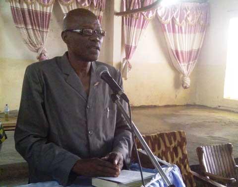Ville de Gaoua: Les églises évangéliques ont prié pour la nation