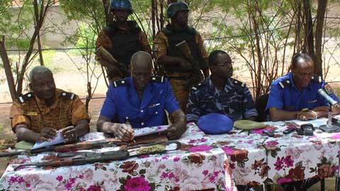 Insécurité dans la région de l'Est: Un réseau d'agresseurs à mains armées mis hors d'état de nuire