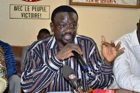 Situation nationale: L'UNIR/PS «s'opposera à toute velléité de changement du Premier Ministre ou de quelque membre que ce soit…»