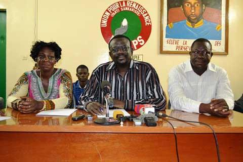 Situation nationale: «Ce qui nous guette est très dangereux; c'est l'heure de vérité», Me Bénéwendé Stanislas Sankara