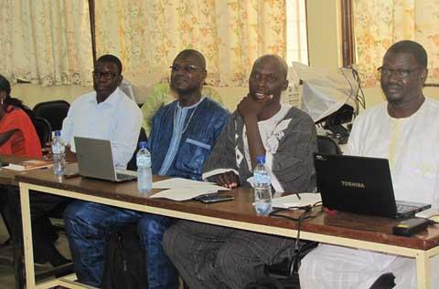 Gestion des ressources naturelles: Trois structures de recherche posent le débat à Ouagadougou