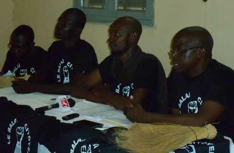 Bobo Dioulasso: Le Balai Citoyen vole au secours de l'hôpital Souro Sanon