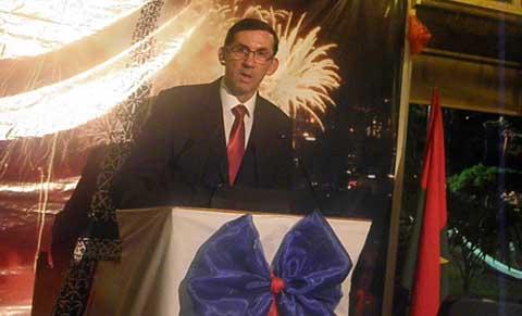 Ambassadeur Gilles Thibault: «En ces temps difficiles,  nul ne doit servir des ambitions cachées»