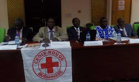 Croix Rouge burkinabè: Vers l'élaboration d'un nouveau Plan stratégique 2016-2020