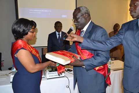 Ordre des architectes du Burkina: Valérie Sanou/Goungounga prend les commandes