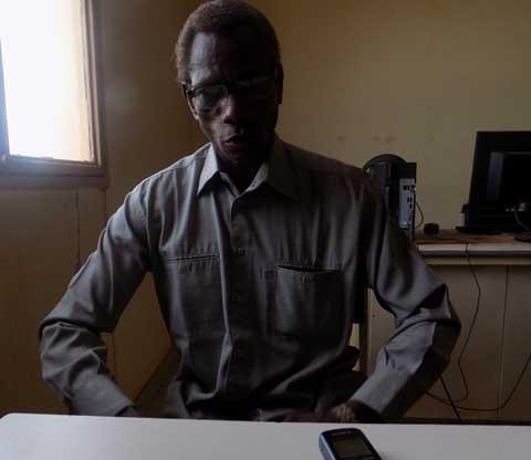 Frédéric Traoré (2iE): «Je m'inscrits totalement en faux pour les accusations qui me concernent»
