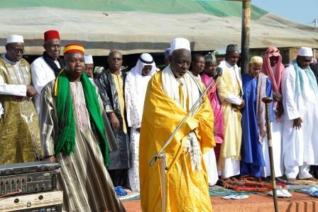 Ramadan à Bobo Dioulasso: On a prié pour la paix et une bonne pluviométrie