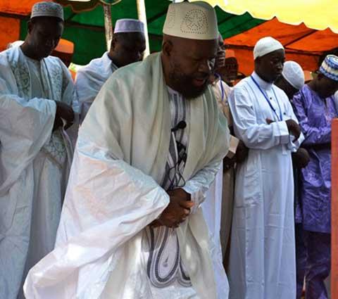 Ramadan à Ouagadougou: Les musulmans ont prié pour la paix et la cohésion sociale
