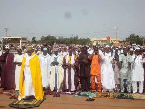 Ramadan à Ouahigouya: La consolidation de la paix comme préoccupation majeure