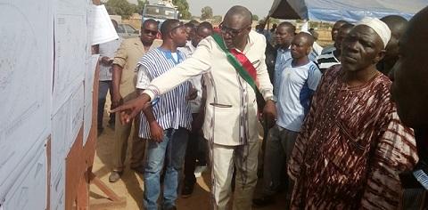 Commune de Tanghin-Dassouri: Le maire et son équipe rendent compte à leurs populations