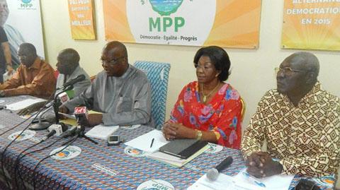 Mise en accusation des dignitaires de la 4è République: «Au niveau du MPP, nous ne cacherons aucun voleur», selon Roch Marc Christian Kaboré
