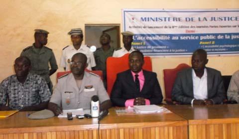 Boucle du Mouhoun: 12 présumés délinquants  dans les filets de la Police