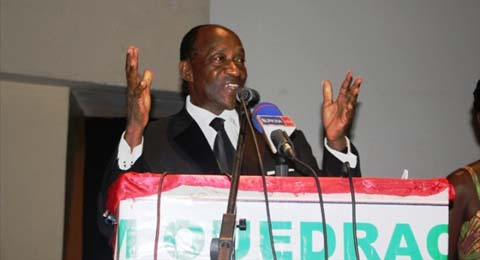 Candidature à la Présidentielle 2015: Il faut compter avec Ram Ouédraogo, l'écologiste