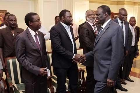 Le Président du Faso a échangé avec la communauté burkinabè vivant à Malabo