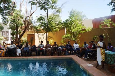 Film documentaire: Bobo Dioulasso a accueilli une résidence d'écriture