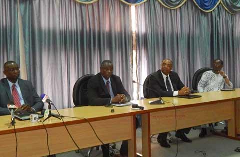 MATD: Barry part «avec un sentiment de fierté», et Ouattara arrive avec un «ferme engagement»