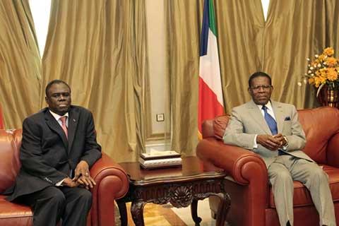 Visite d'amitié et de travail du Président du Faso en Guinée Equatoriale: Vers le raffermissement de la coopération entre les deux pays