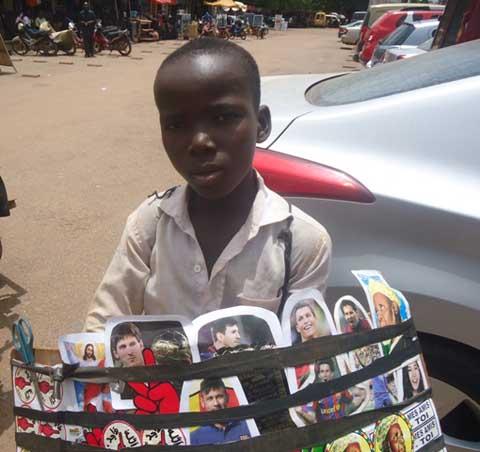 Occupation de vacances: Des écoliers veulent apporter leur pierre aux charges des parents