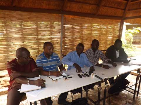 Bobo-Dioulasso: Les OSC spécifiques mettent en garde les partis politiques de l'ex-majorité