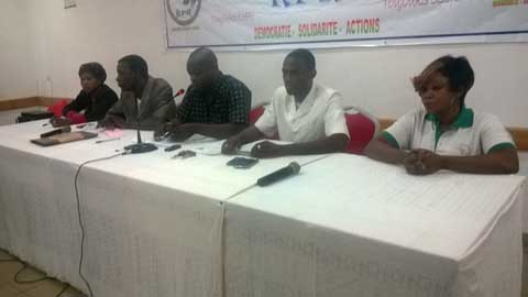 Situation nationale: «Tout le monde peut avoir raison, mais tout le monde peut avoir tort», Aly Badra Ouédraogo, président du RPR