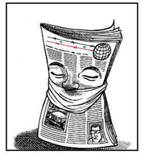 Transition politique: Le journaliste et les «héritiers légitimes» de l'insurrection