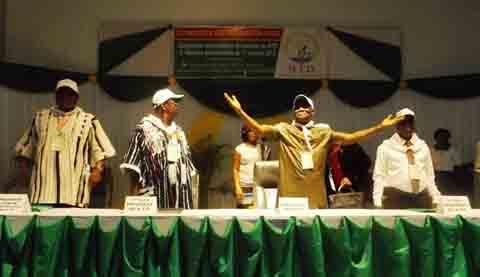 Election présidentielle: Le NTD de Vincent Dabilgou choisit Rock Marc Christian Kaboré comme candidat