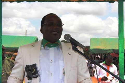 Présidentielle 2015: Yacouba Ouédraogo défendra les couleurs de l'UBN