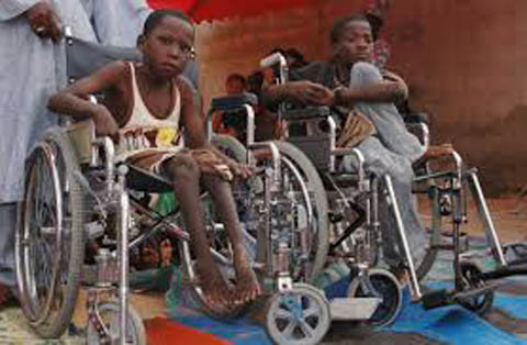 Enfants en situation de  handicap au Burkina Faso: Le gouvernement dispose d'un référentiel pour des actions inclusives