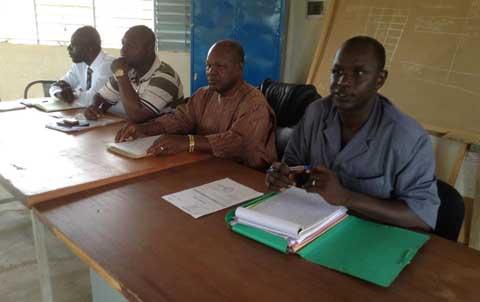 Tournée du CNT dans les délégations spéciales: Le lotissement, préoccupation majeure à Bama et à Dandé