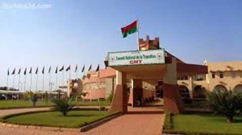 Le CNT a soumis une proposition de modification de la constitution au gouvernement