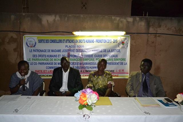 Droits humains: 34 nouvelles compétences pour défendre les Burkinabè