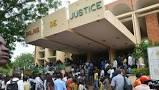 Etablissement des actes de justice: Les juridictions continuent de fonctionner