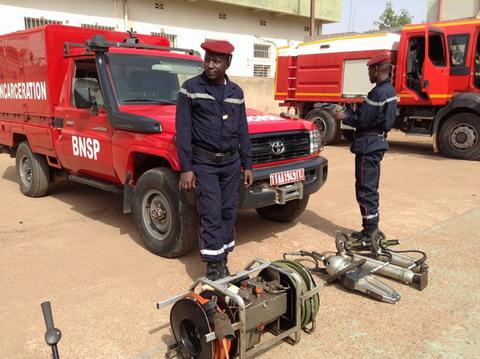 Protection civile: Sauvons les Sapeurs-Pompiers