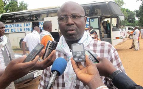 Caravane nationale de l'intégration: Des responsables de communautés vivant au Burkina apprécient l'initiative