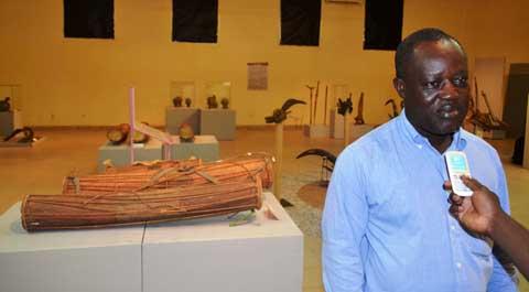 Exposition «Gourounsi» au musée national: Plus de 5000  visiteurs en moins de deux semaines