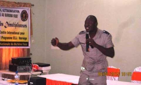 Protection des droits humains: Amnesty international a formé des policiers à Bobo-Dioulasso