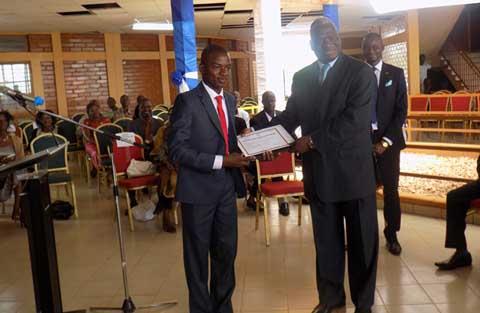 Sortie de promotion à INHEI: 23 compétences au service de la diplomatie burkinabè