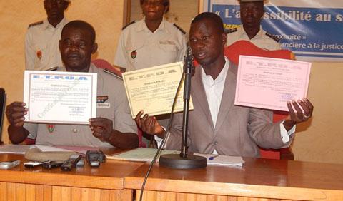 Dédougou: la police met aux arrêts un employeur escroc