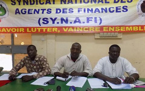 Fonds commun du MEF: le SYNAFI exige une répartition plus équitable