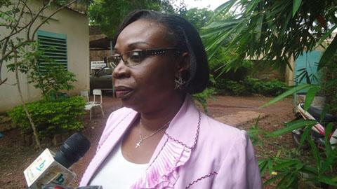 Professionnelles africaines de la communication: Le prix spécial APAC Kiendré 2015 décerné à Micheline Ouédraogo