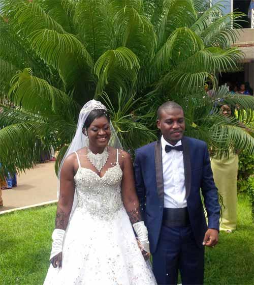Carnet rose: Wendyam  Mohamend ZABRE et Saoudata NASSA  se sont dit oui