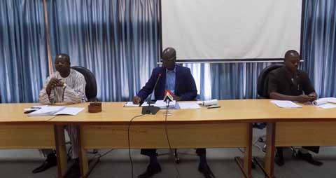 Dr Francis Somé: «Si on ne fait rien, on ne pourra plus enterrer quelqu'un à Ouagadougou»