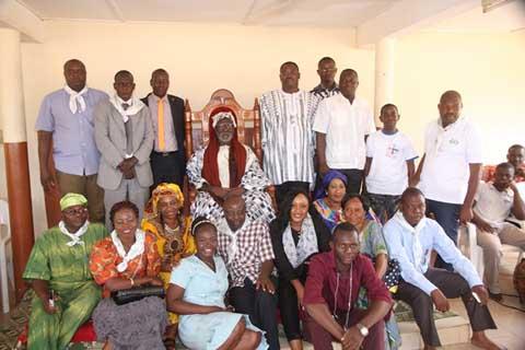 Vision 2020 de la CEDEAO: Leaders religieux et coutumiers promettent de jouer leur partition