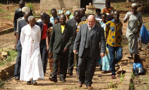 Bobo-Dioulasso: De l'emploi «vert» au profit de 30 femmes vulnérables