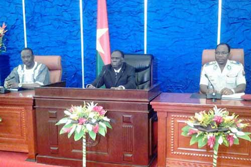 Statut des Forces Armées nationales: La présidence du Faso réfute une promulgation secrète